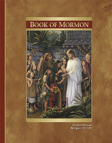 The Book of Mormon Student Manual (Religion 121-122)