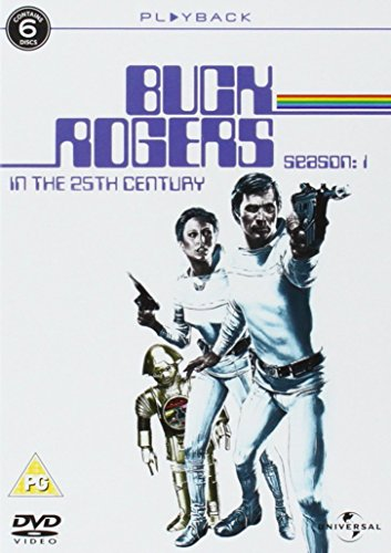 Buck Rogers In The 25th Century: Season 1 [DVD] [1980]