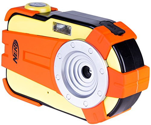 Nerf 2.1MP Digital Camera With 1.5 TFT Preview Screen, 25056