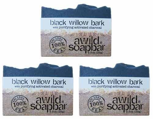 Black Willow Organic Soap Bars by A Wild Soap Bar