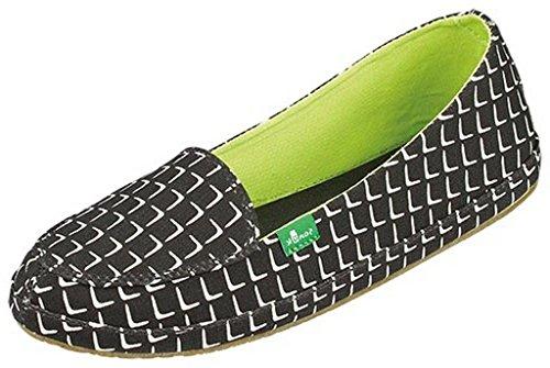 Sanuk Women's Blanche Prints Loafers Shoes