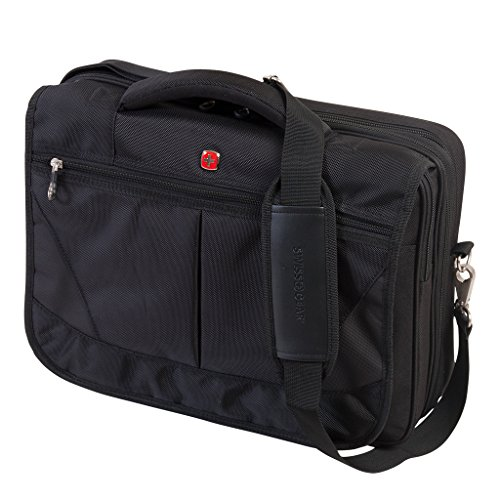 Swiss Gear Swissgear 17.3-Inch Laptop Case, Black, Under Seat