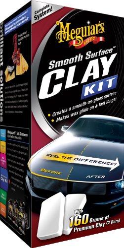 Meguiar's G1016C Smooth Surface Clay Kit