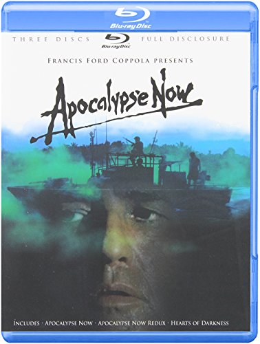 Apocalypse Now (Apocalypse Now / Apocalypse Now Redux / Hearts of Darkness) (Three-Disc Full Disclosure Edition)  [Blu-ray]