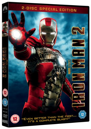 Iron Man 2 (2-Disc Special Edition) [DVD]