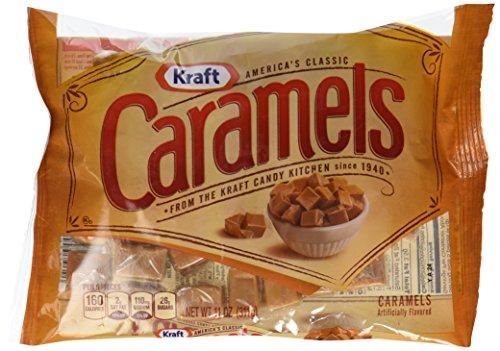 Kraft Caramels, 11 Oz