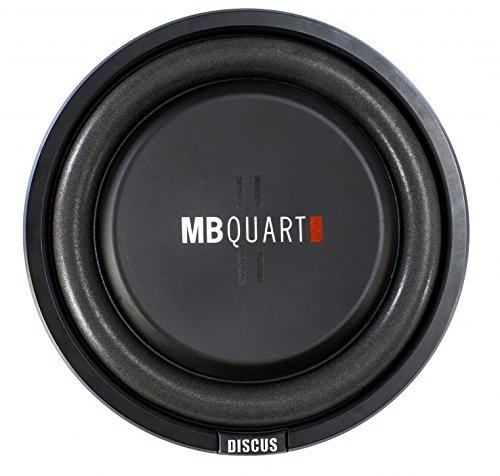 MB QUART DS1-304 Discus Series 400W Shallow Subwoofer (12)