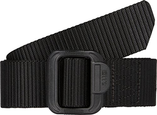 5.11 Tactical Series 1.5-Inch Plastic Buckle Belt, Black, XXXX-Large