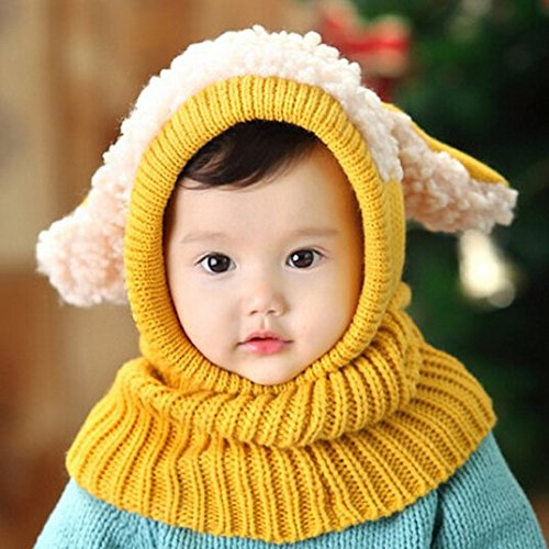 Baby Hat,Dealzip Inc® Xmas Clothes Knit Baby Beanie Hat Scarf Winter Hat for Baby Girl Boy