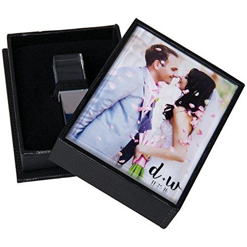 Elite Flash Drive Box with Photo