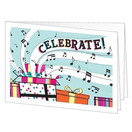 Let's Celebrate - Printable Amazon.co.uk Gift Voucher