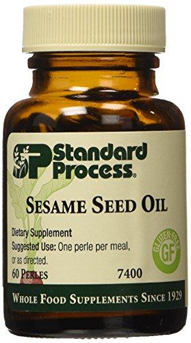 Standard Process Sesame Seed Oil 60 P
