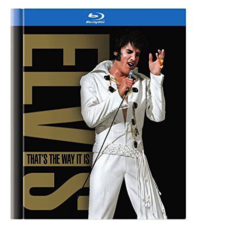 Elvis: That's the Way It is: Special Edition (BD) [Blu-ray]