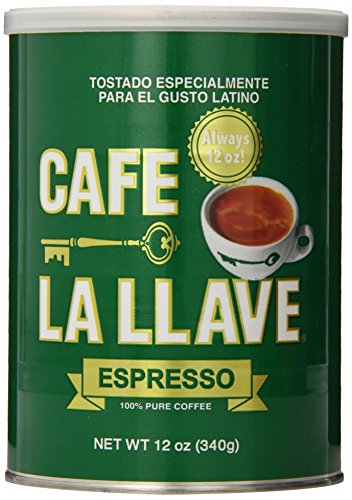 Cafe La Llave Espresso in Can, 12-Ounce