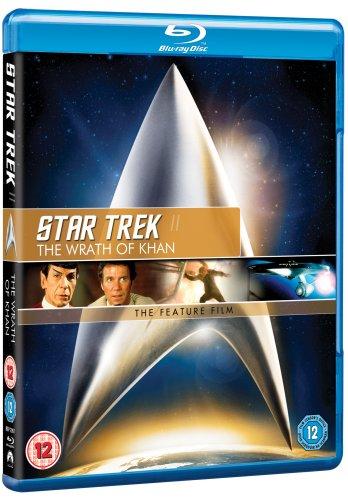 Star Trek II: The Wrath of Khan [Blu-ray] [1982]