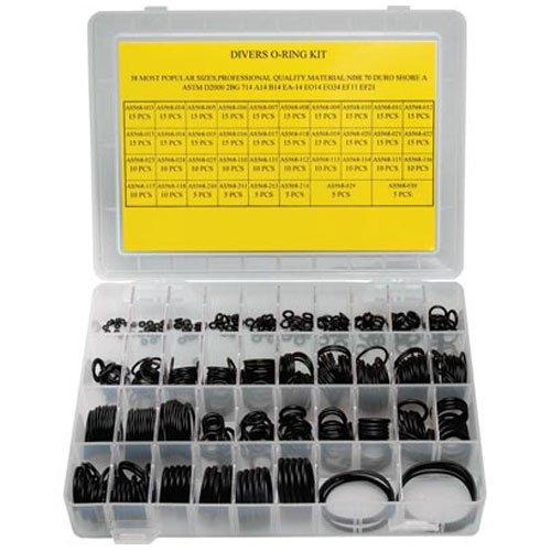 Scuba O-Ring Kit for the Prepared Diver