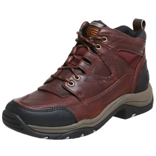 Ariat Men's Terrain Hiking Boot, Cordovan, 11.5 M US