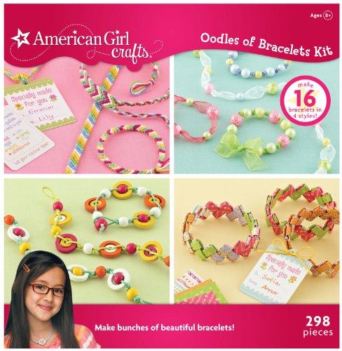 American Girl Crafts Oodles Of Bracelets Kit