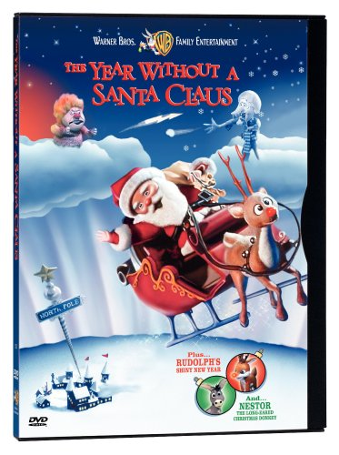 The Year Without a Santa Claus / Nestor, The Long-Eared Christmas Donkey / Rudolph's Shiny New Year