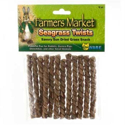 Ware Sundried Seagrass Twists Small Pet Chew