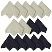 QKOO Microfiber Cleaning Cloths - 6 x 7 inches (15cm x 18cm)