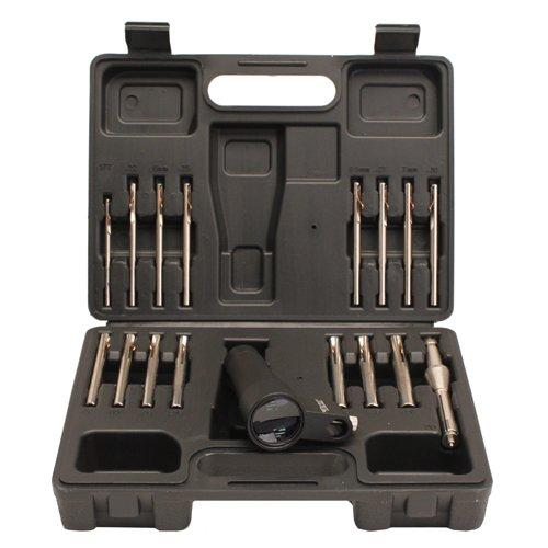 BSA Bore Sighter Kit with Shotgun Arbor
