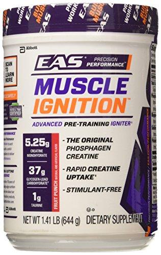 EAS Phos HP Powder, Fruit Punch, 1.41-Pound, 14 Servings
