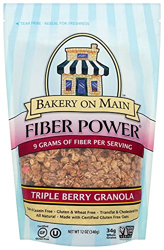 Bakery On Main Triple Berry Granola 340 g (Pack of 3)