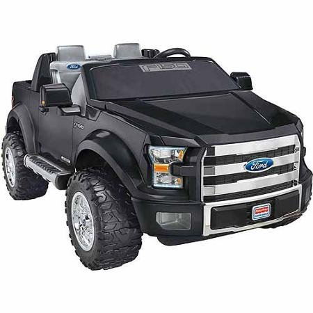 Fisher-Price Power Wheels Ford F-150 12-Volt Battery-Powered Ride-On by Power Wheels