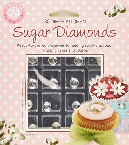Squires Kitchen Sugar Diamonds