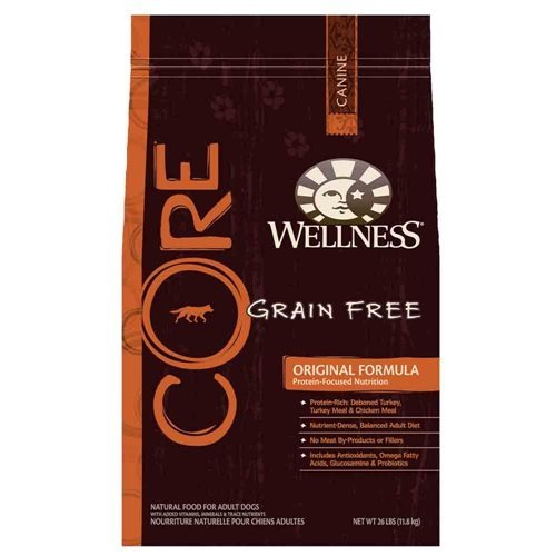 Wellness CORE Grain-Free Dry Dog Food Original 24 lbs
