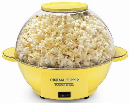 Toastess TCP-615Y Cinema 6-Quart Popcorn Maker