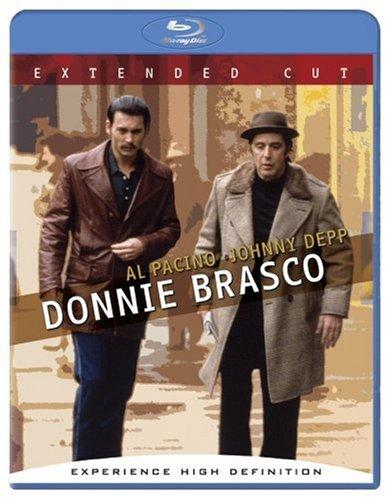 Donnie Brasco [Blu-ray] [1997] [US Import]