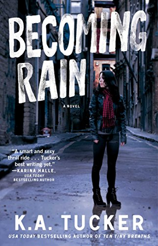 Becoming Rain: A Novel (The Burying Water Series)