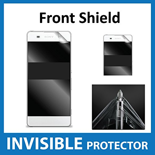 Sony Xperia XA Screen Protector INVISIBLE Front Shield Military Grade Protection Exclusive to ACE CASE