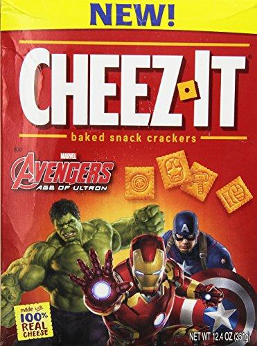 Sunshine Cheez-It Avengers, 12.4 Ounce