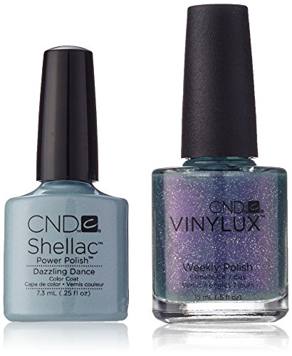 CND Shellac & Vinylux Gilded Dreams Collection (Dazzling Dance)