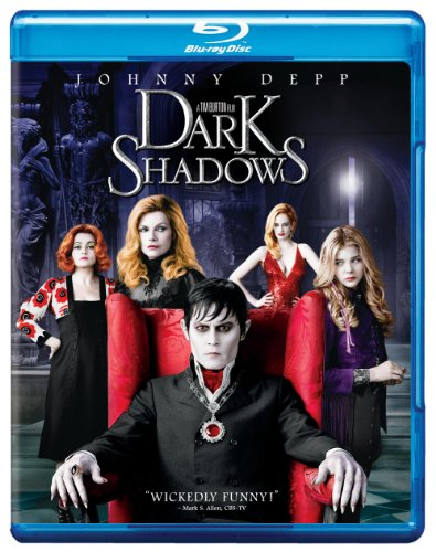 Dark Shadows (Movie Only + UltraViolet Digital Copy) [Blu-ray]
