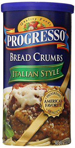 Progresso Bread Crumbs, Italian Style, 15 Oz