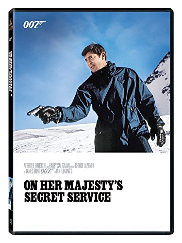 On Her Majesty's Secret Servce