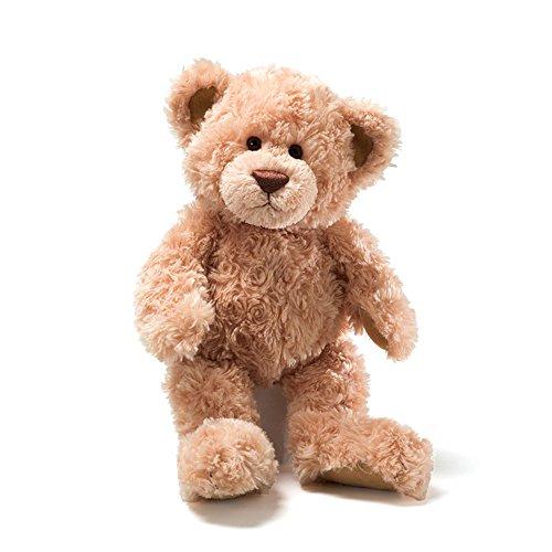 Gund Maxie Tan 14 Bear Plush