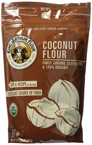 King Arthur Coconut Flour, 16 Ounce