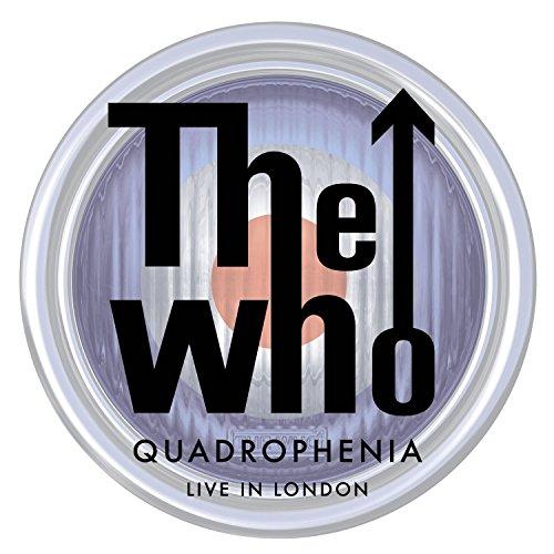 Quadrophenia  - Live In London [2 CD/2 Blu-ray/DVD Combo]