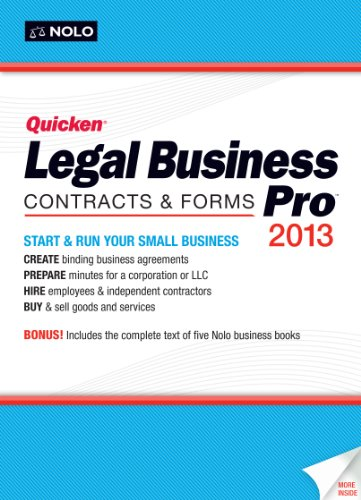 Quicken Legal Business Pro 2013 [Old Version]