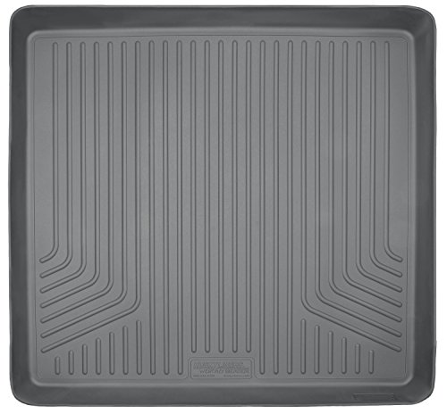 Husky Liners Custom Fit Molded Rear Cargo Liner for Select Toyota 4Runner Models (Grey)