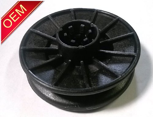 OEM FACTORY PART 22004297, 21001108 WASHER MOTOR PULLEY FOR WHIRLPOOL KENMORE MAYTAG AND OTHER BRAND WASHERS