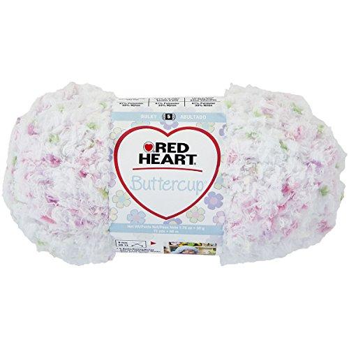 Red Heart N396.4930 Buttercup Yarn, Cutie Pie