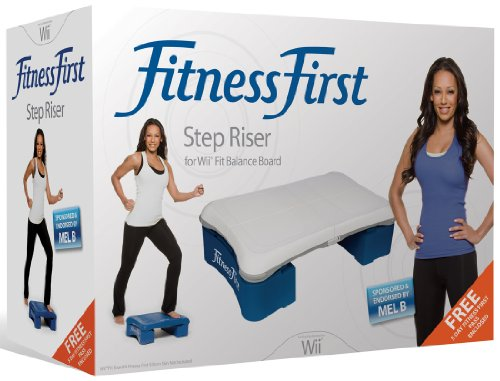 Mel B: Fitness First - Step Riser for Balance Board (Wii)