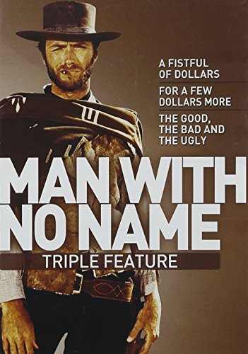 Man With No Name Triple Feature (The Good, the Bad & The Ugly / A Fistful of Dollars / For a Few Dollars More)