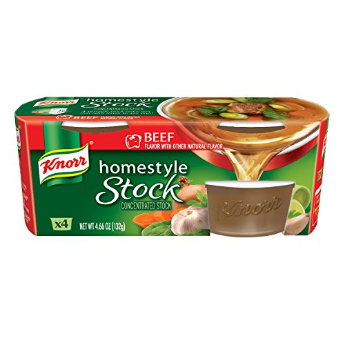 Knorr Homestyle Stock, Beef 4 ct